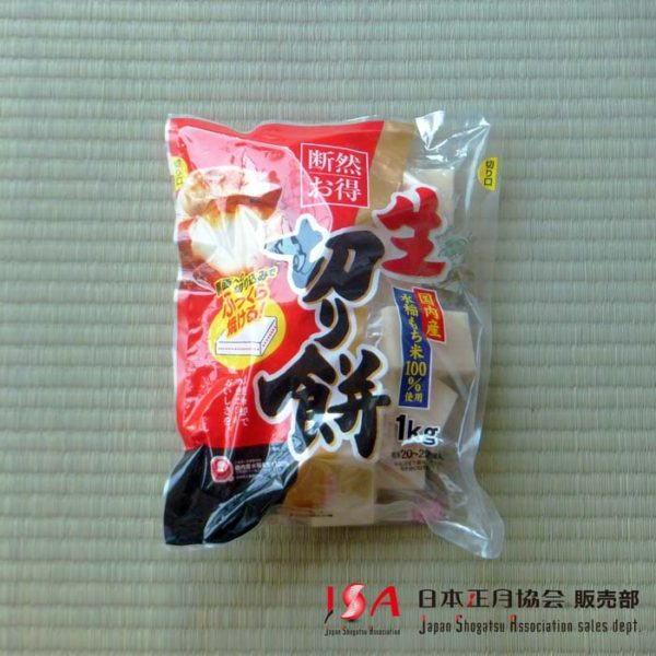 rice cake made in Japan